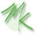 Michael Kleiner Public Relations and Web Design and Apps MK logo